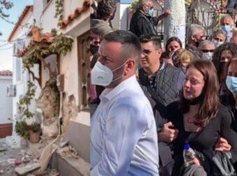 Σεισμός Σάμος – Μητέρα της Κλαίρης: «Αγκαλιάστε τα παιδιά σας, δεν γυρνάει πίσω ο χρόνος»