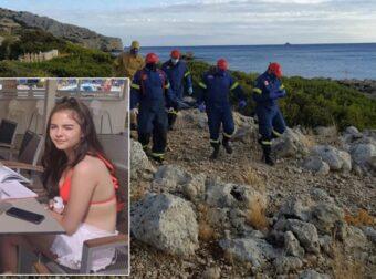 Τραγωδία στη Ρόδο: «Ο χειριστής του σκάφους γνώριζε ότι έρχεται κακοκαιρία» καταγγέλλει ο πατέρας της 15χρονης