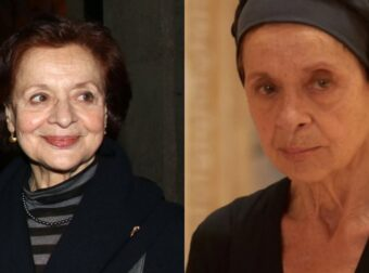 """Όλγα Δαμάνη: Η """"γιαγιά Βουρλάκη"""" του """"Σασμού"""" έκλεψε την παράσταση. Από δακτυλογράφος έγινε πρωταγωνίστρια."""